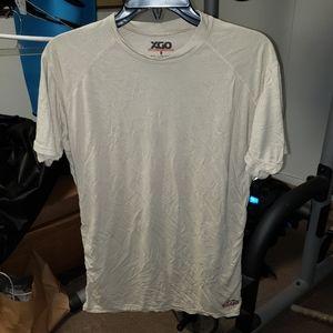 XGO mens size medium flame retardant tshirt